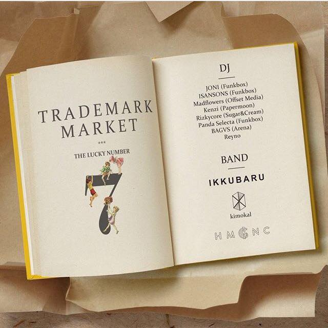 Trademark Bandung - Ikkubaru Oct 2015