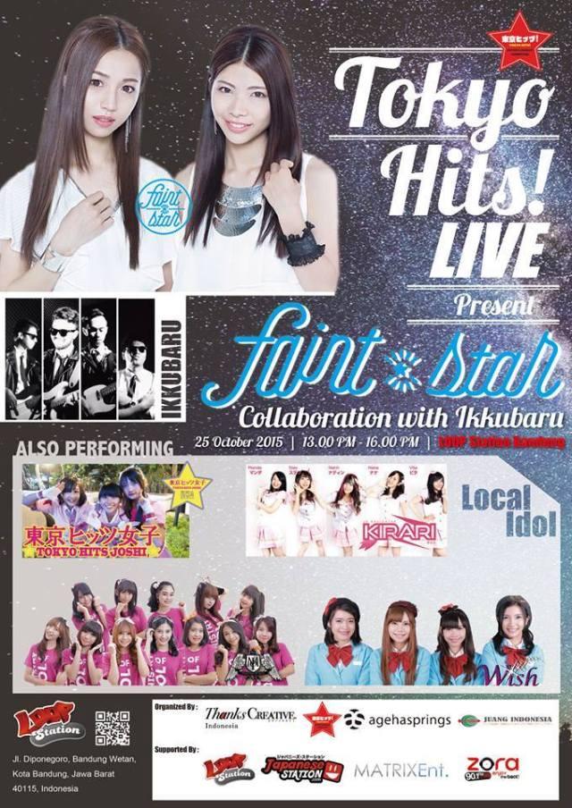 Tokyo Hits Live 2015