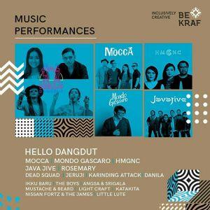 ikkubaru - bekraf festival 2017